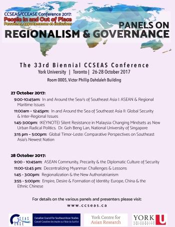 CCSEAS-Governance